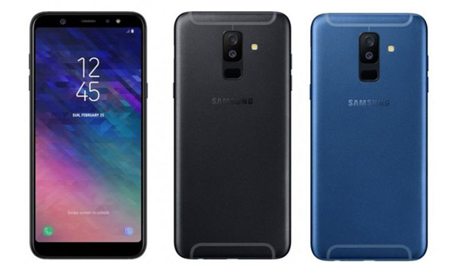 Samsung Galaxy A9 Star dan Galaxy A9 Star Lite