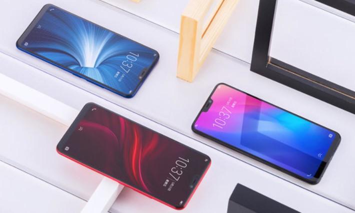 Smartphone Vivo Z1