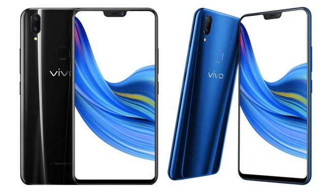 Spesifikasi Smartphone Vivo Z1
