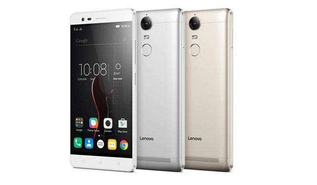 Spesifikasi dan Harga Lenovo K5 Note