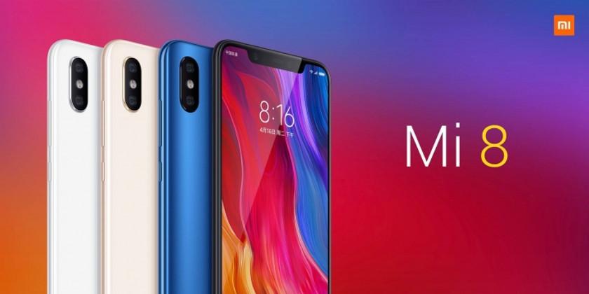 Xiaomi Mi 8 atau Zenfone 5z - Xiaomi