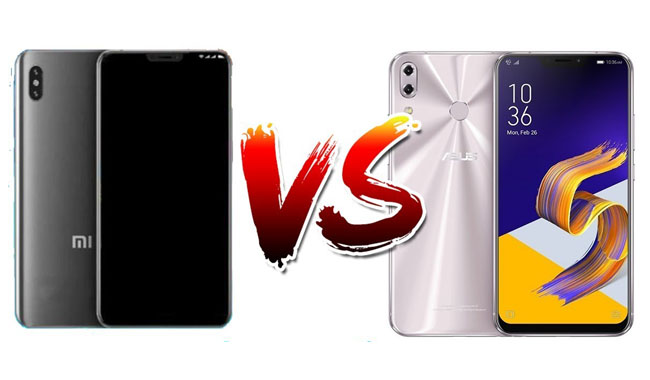 Xiaomi Mi8 atau ASUS Zenfone 5z