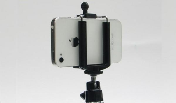 iPhone Tripod Holder