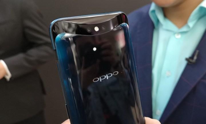 spesifikasi Oppo Find X - kamera