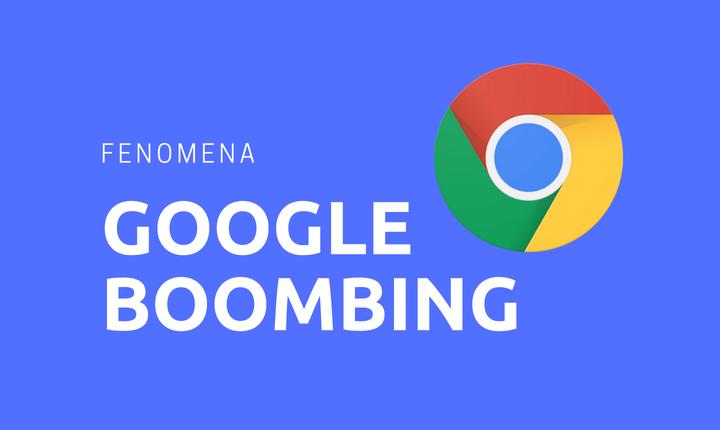 Fenomena Google Boombing