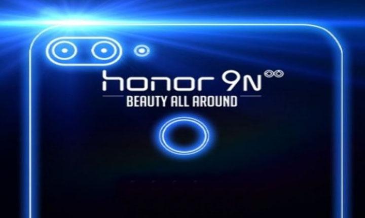 Huawei Honor 9N Selfie Centric
