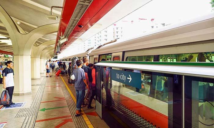 Transportasi Umum di Singapura