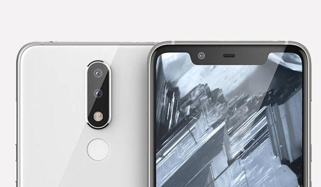 Nokia 5.1 Plus Atau X5