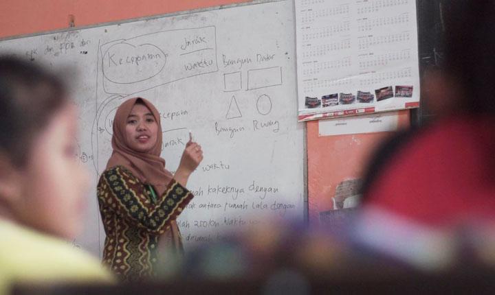Program Kerja Bimbingan Belajar
