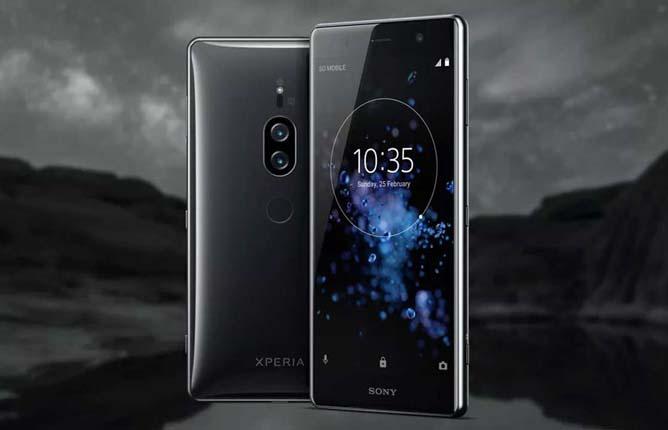 Spesifikasi Sony Xperia XZ3