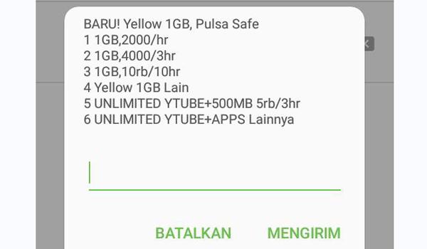 paket internet indosat 2018