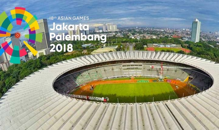 teknologi canggih di Asian Games 2018