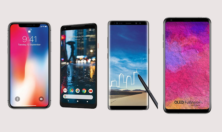 Smartphone Flagship Terbaik 2018