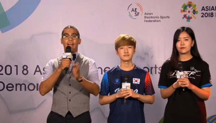 esports di asian games
