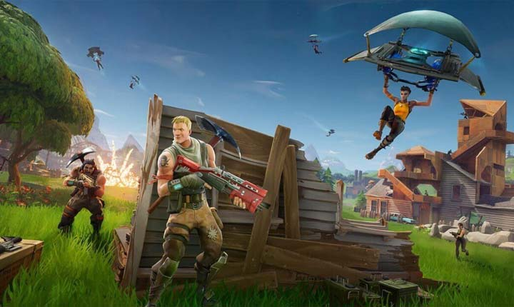 game Fortnite versi Android