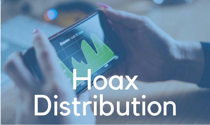 Penyebaran konten Hoax 2018