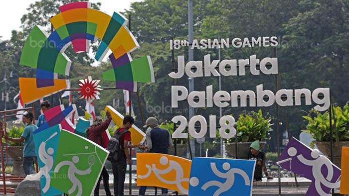 Indonesia Asian Games 2018