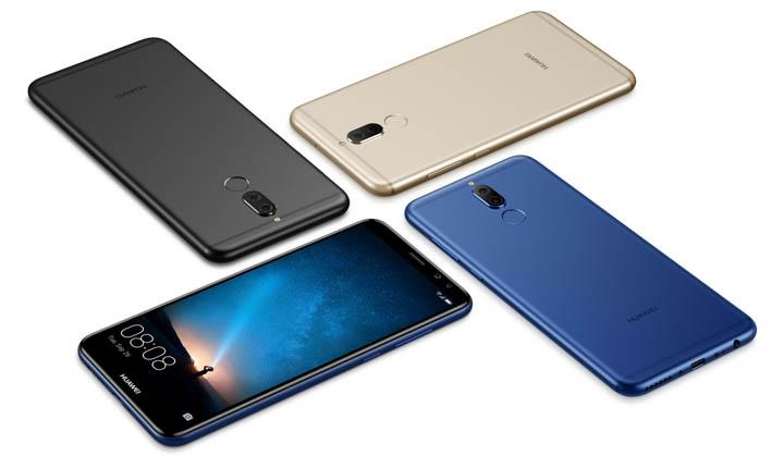 Spesifikasi Huawei Y9