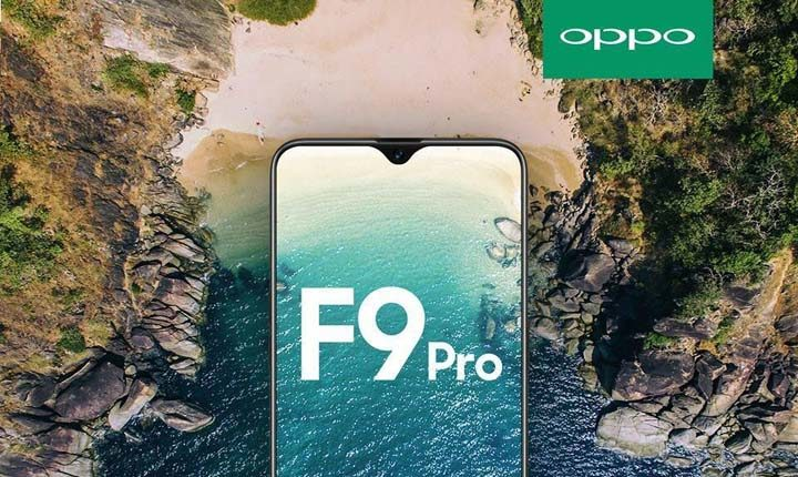 Spesifikasi opo f9 pro