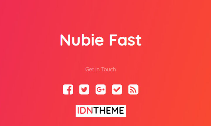 Review Template Blogger Nubie Fast : Minimalis dan SEO Friendly