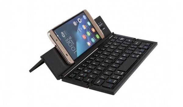 ZD038 Portable Mini Wireless Foldable Bluetooth Keyboard