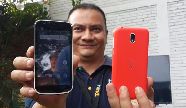 Review Nokia 1