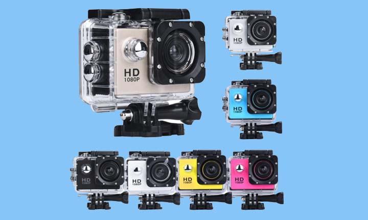 Action Camera 4K murah terbaik