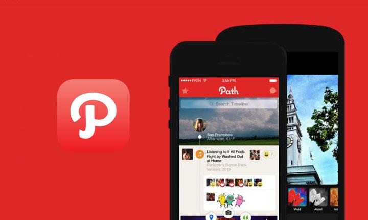 Aplikasi Path