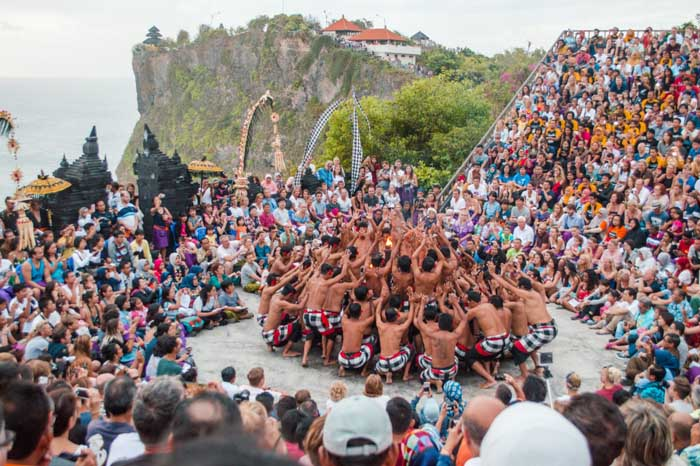 Negara Favorit Turis Bule di Asia Tenggara