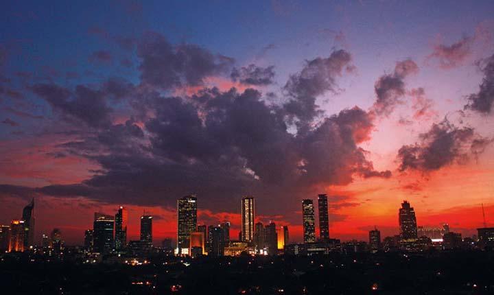 Destinasi Untuk Menikmati Senja di Jakarta