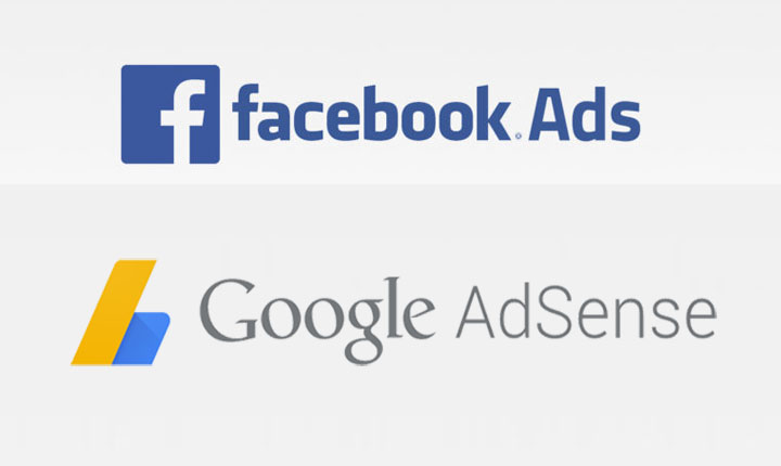trik facebook ads to google adsense
