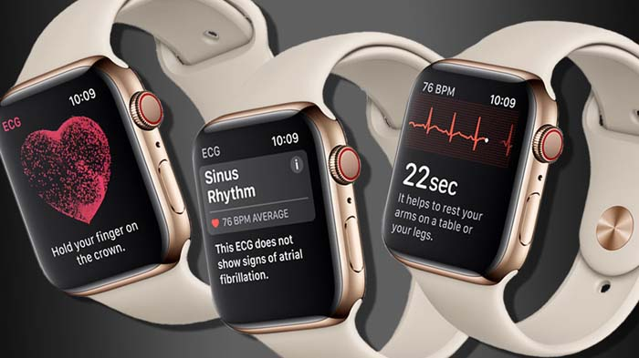 Fitur Apple Watch 4