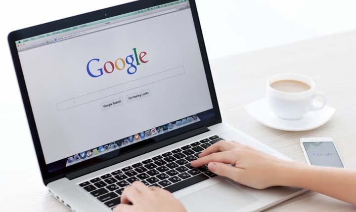 Memanfaatkan Google Search