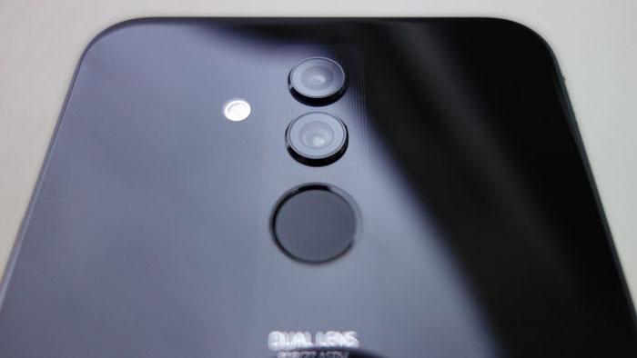 Huawei Mate 20 Lite Camera