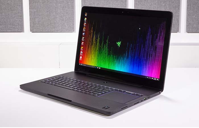 Laptop gaming Razer blade Pro