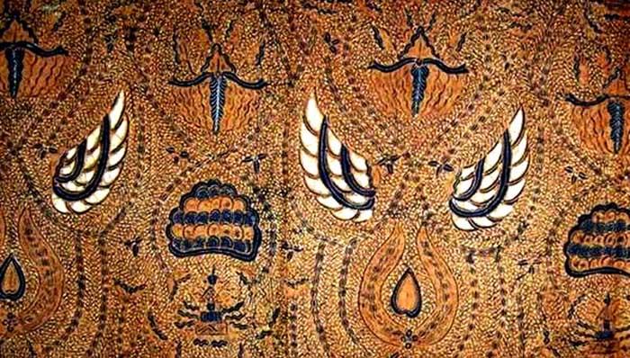Motif batik Semen Rante