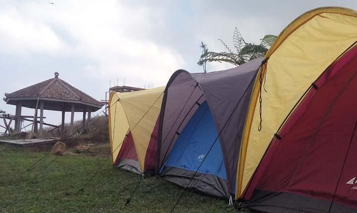 Rental Tenda Camping di Ungaran