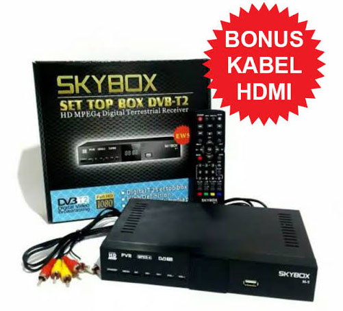 Set Top Box dari Skybox