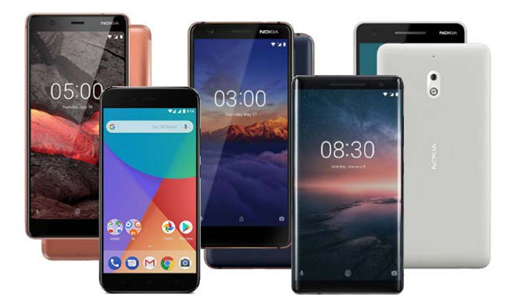 Smartphone Android One Terbaik