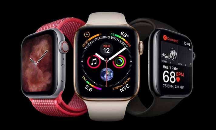 Spesifikasi Apple Watch 4