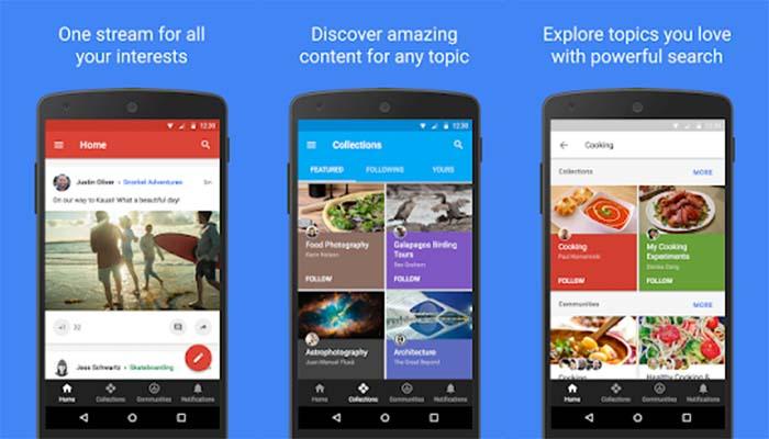 Aplikasi Media Sosial Gagal