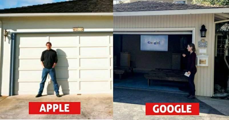 kantor pertama google