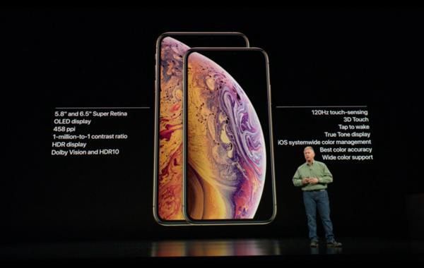 Performa iPhone XS dan iPhone XS Max