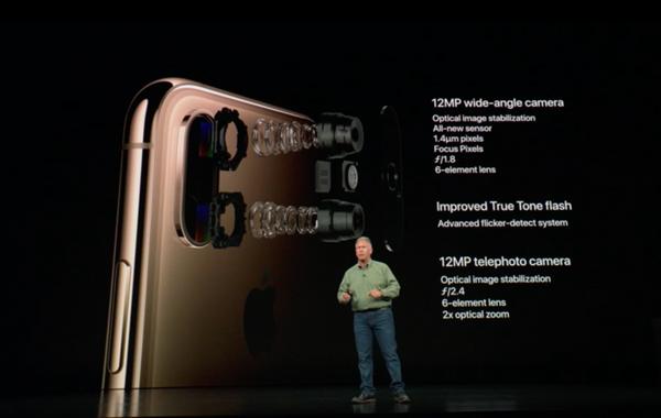 Kamera iPhone XS dan iPhone XS Max