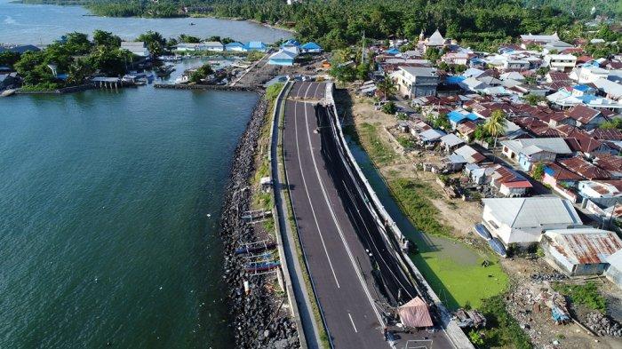 Reklamasi Pantai via manado.tribunnews.com