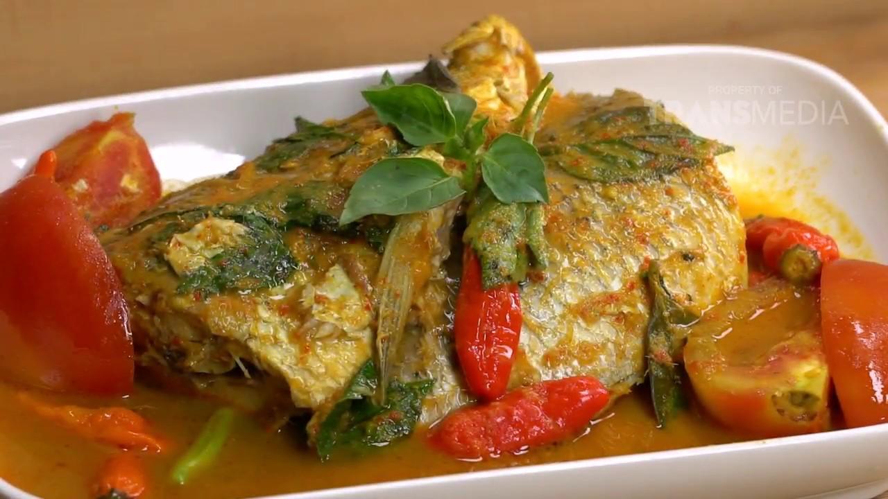 Ikan Kuah Woku via resepnusa.com