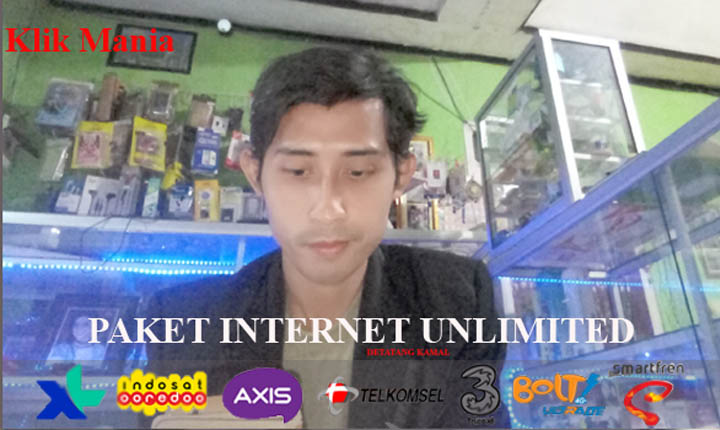 paket internet unlimited all operator