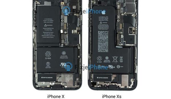 desain baterai iphone