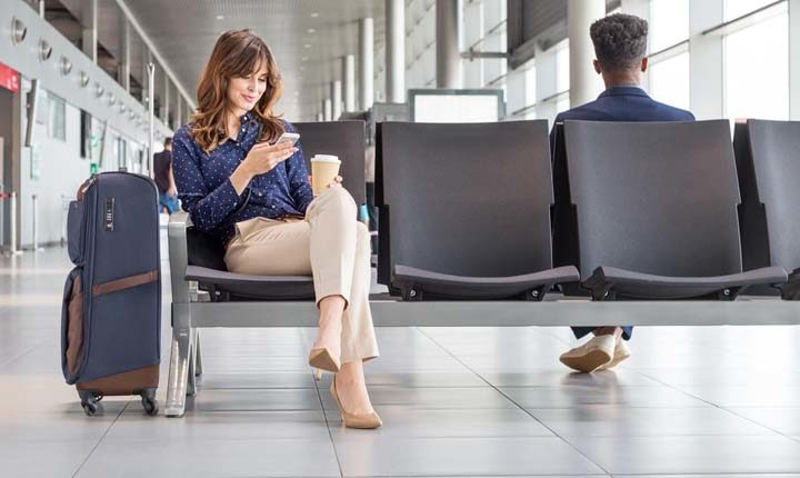 Aplikasi Android untuk traveler