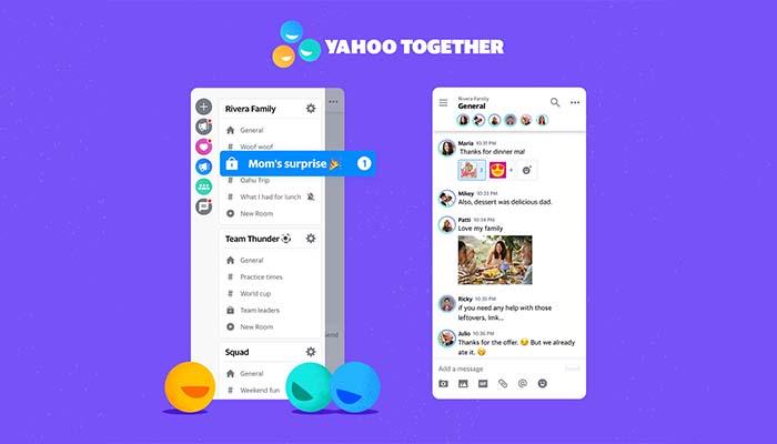 Aplikasi Yahoo Together